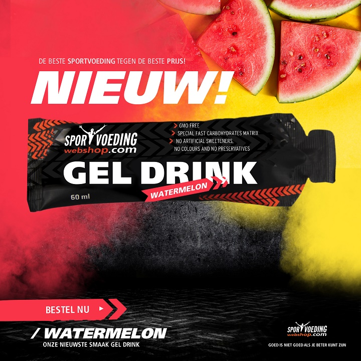 Gel Drink WaterMeloen